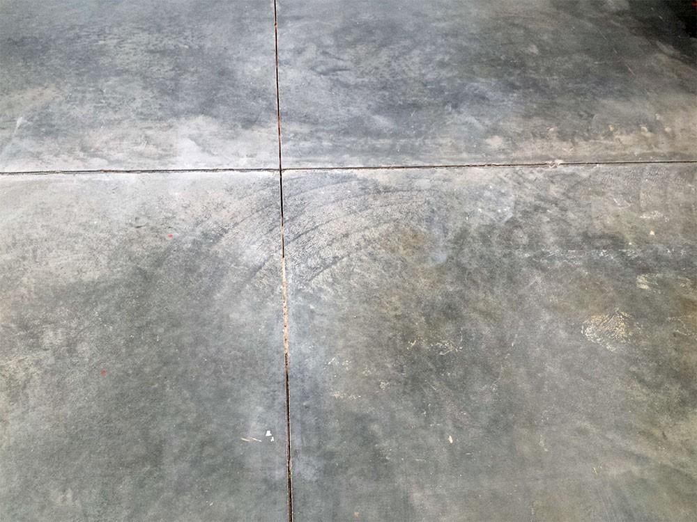 Concrete Slab Inspection