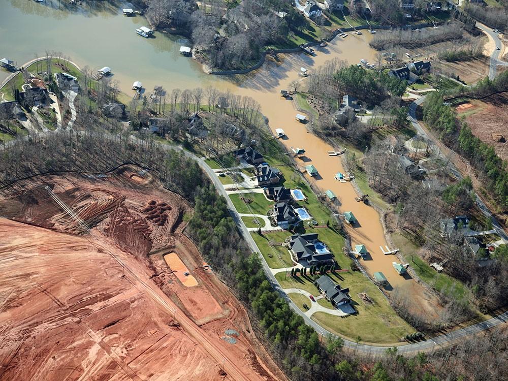 Documentation of Erosion Control