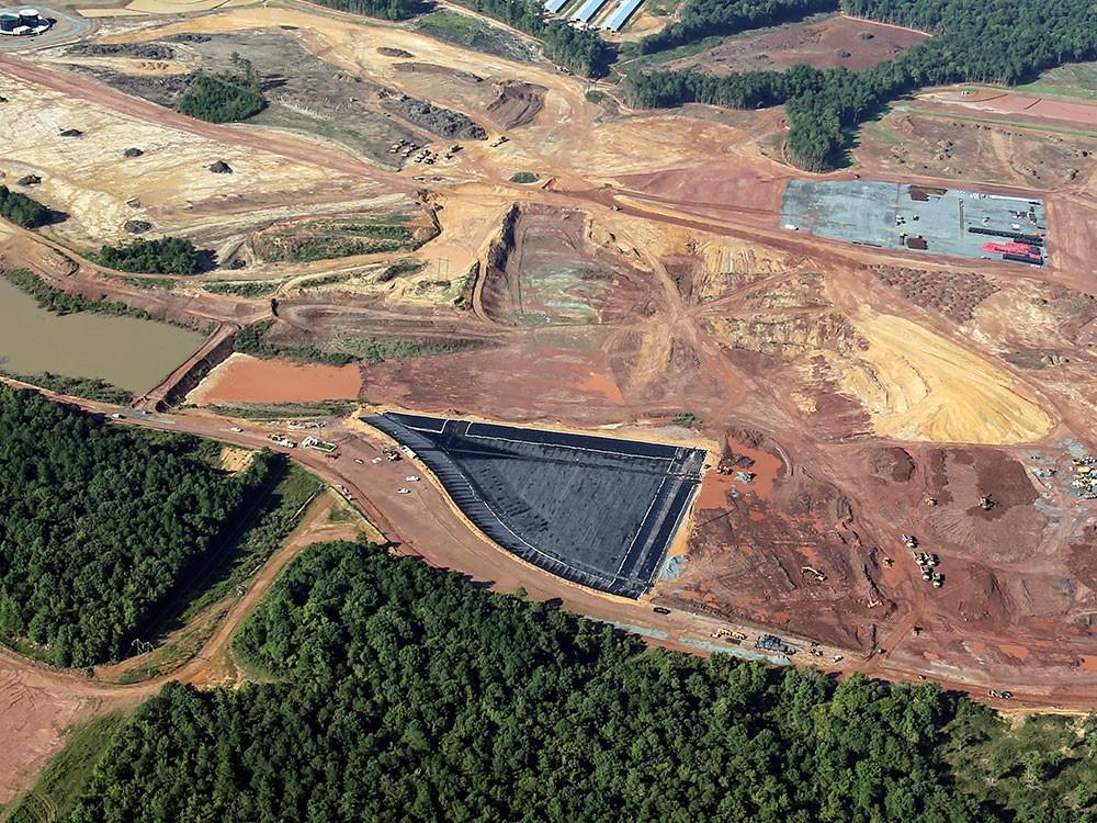 Industrial Landfill Documentation