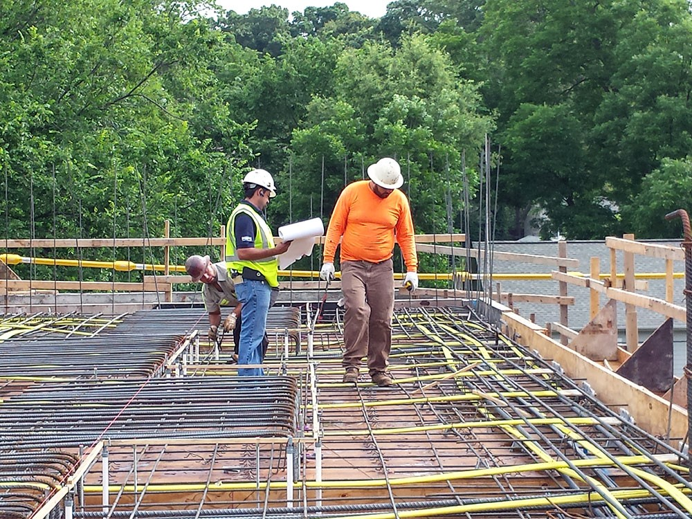 Post Tensioned Slab Inspection