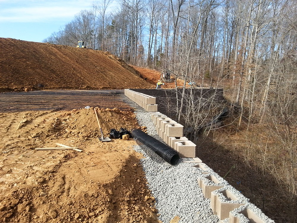 Retaining Wall Quality Assurance