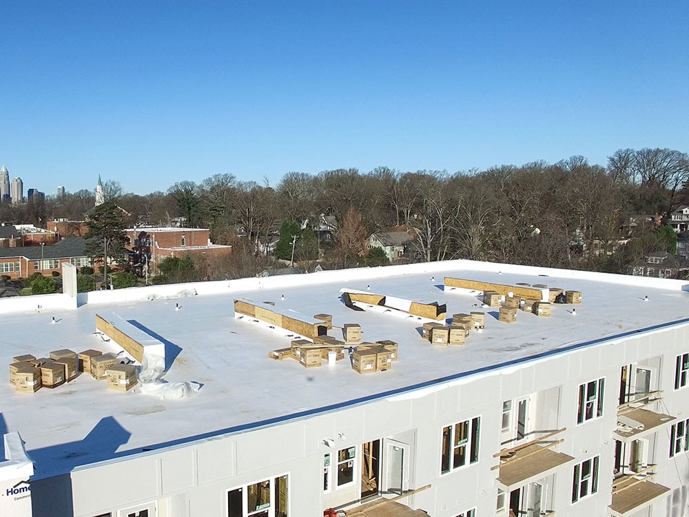 Roof Construction Quality Assurance